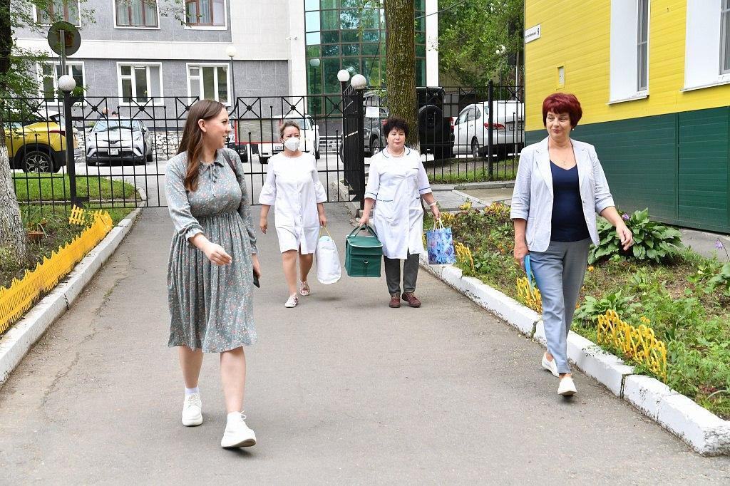 Об эпидемиологической ситуации по распространению новой коронавирусной инфекции в Хабаровском крае