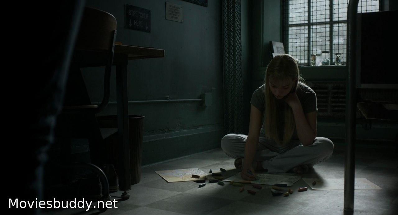 Video Screenshot of The New Mutants