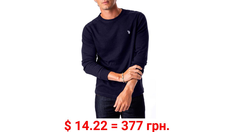 U.S. Polo Assn. Men's Knit Thermal T-Shirt