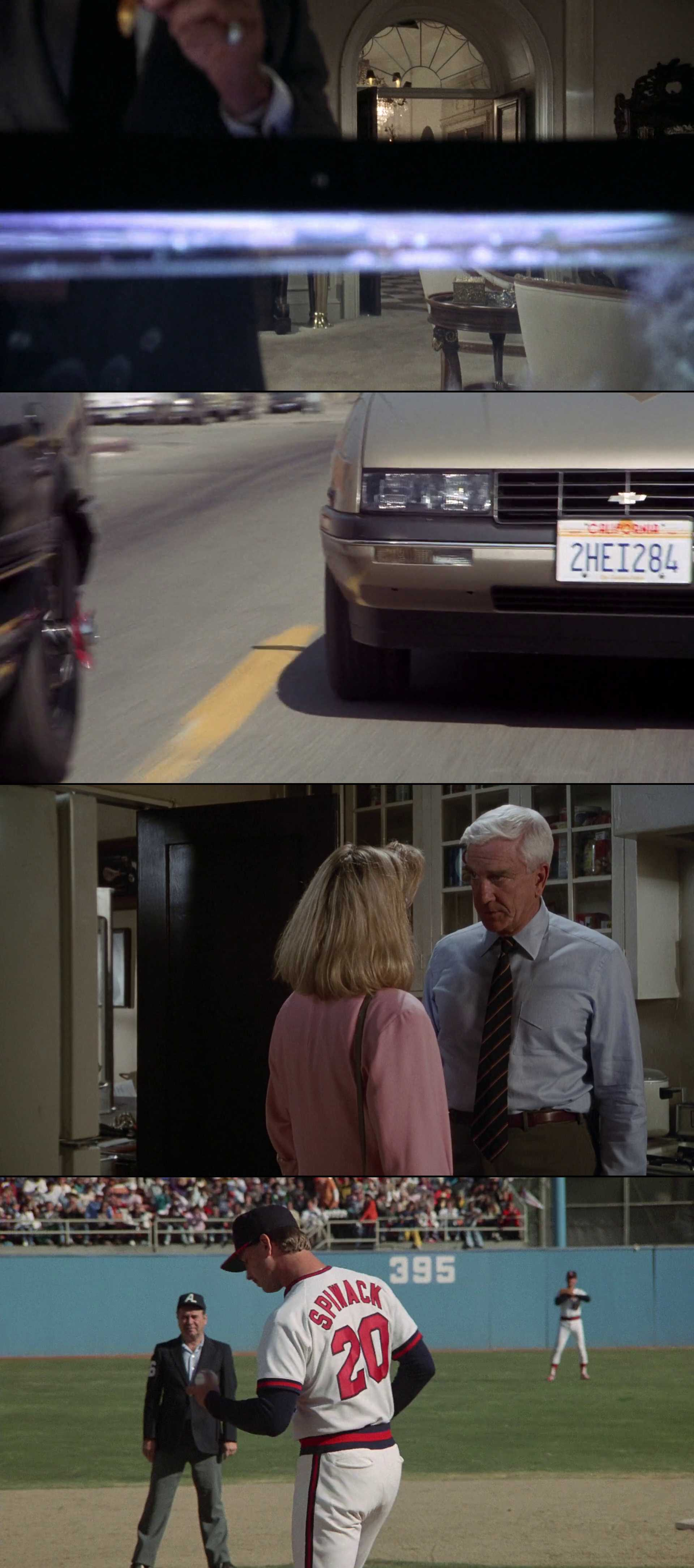 Screenshot of The Naked Gun: From the Files of Police Squad! Movie