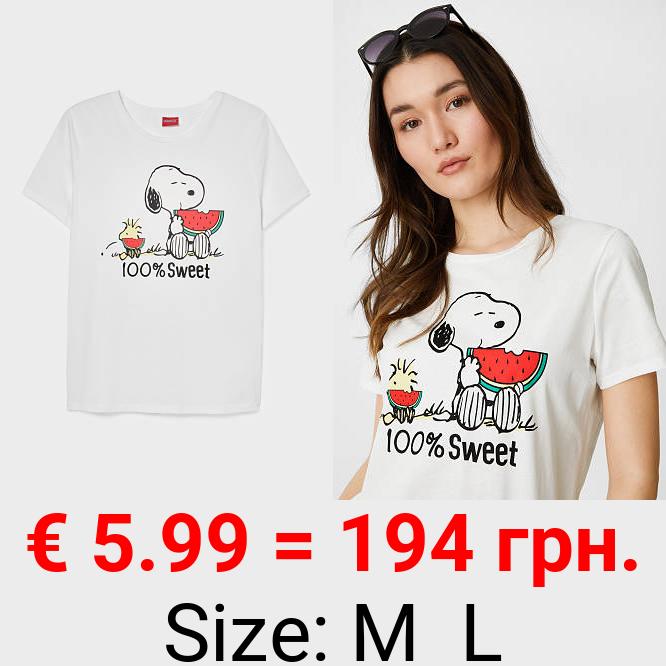 T-Shirt - Bio-Baumwolle - Peanuts