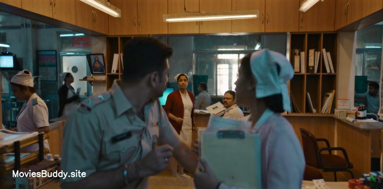 Movie Screenshot of Mumbai Diaries 26/11