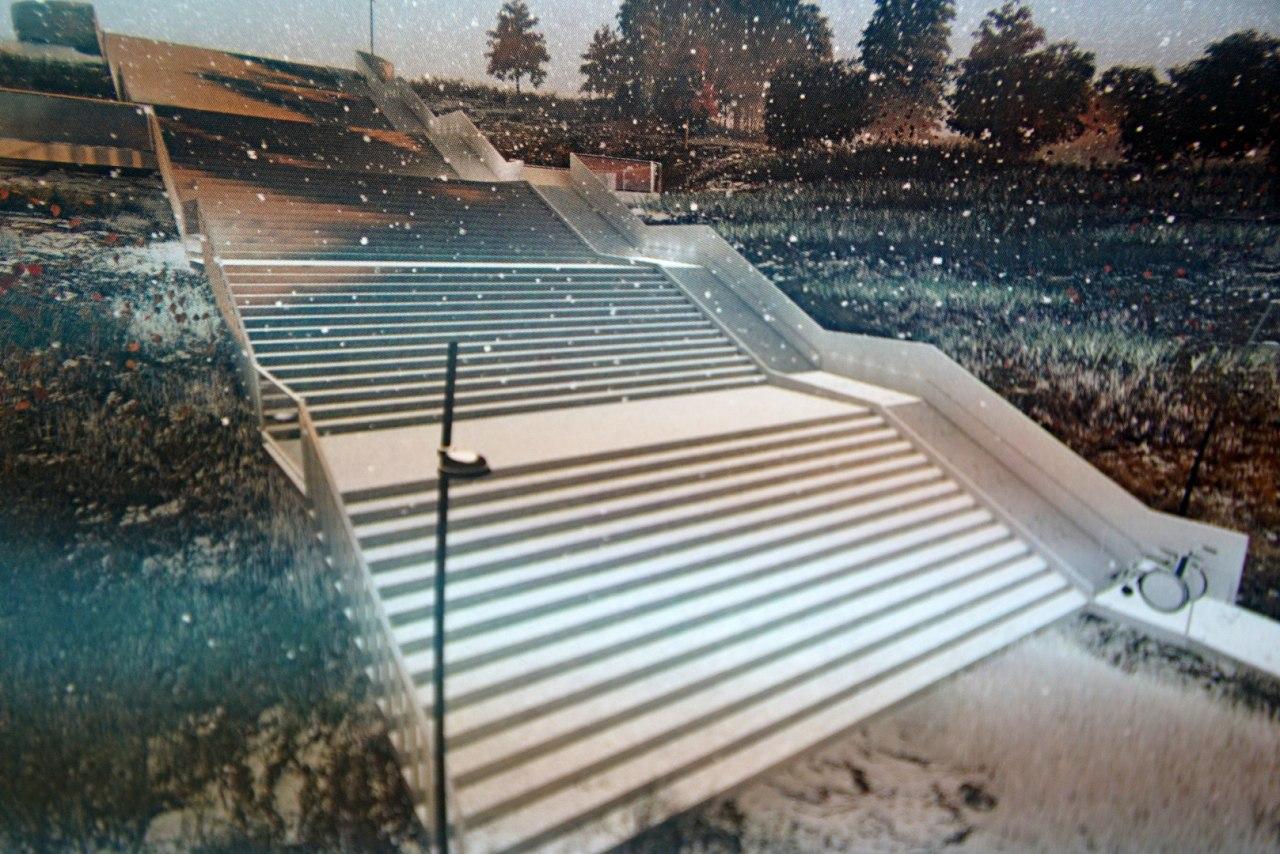 Техзадание реконструкции «Тургеневской лестницы» разрабатывают в Хабаровске