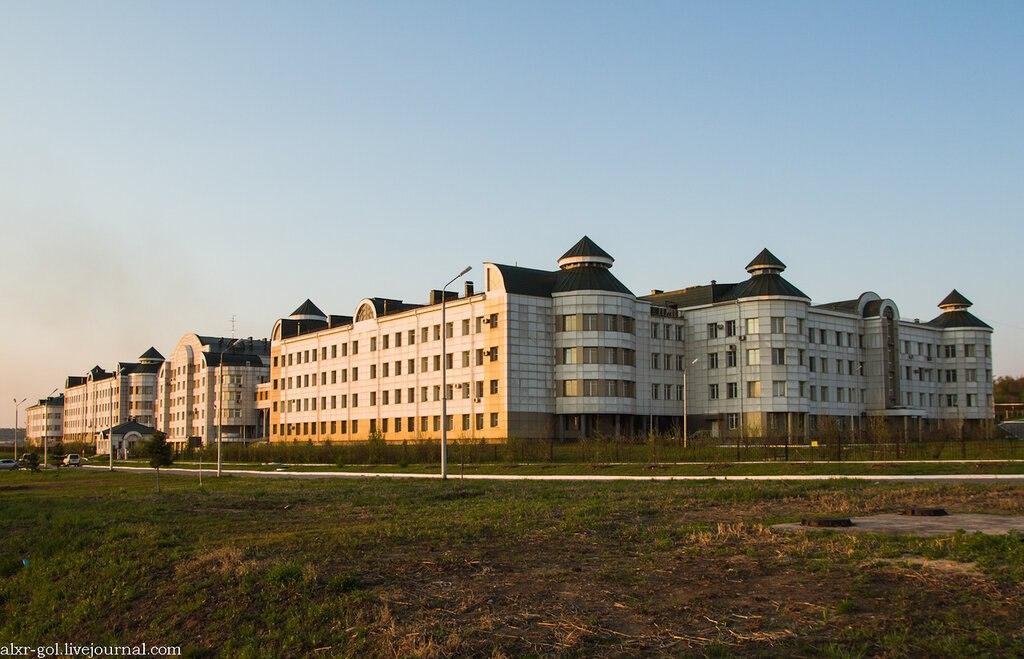 Онкологический центр в Хабаровске