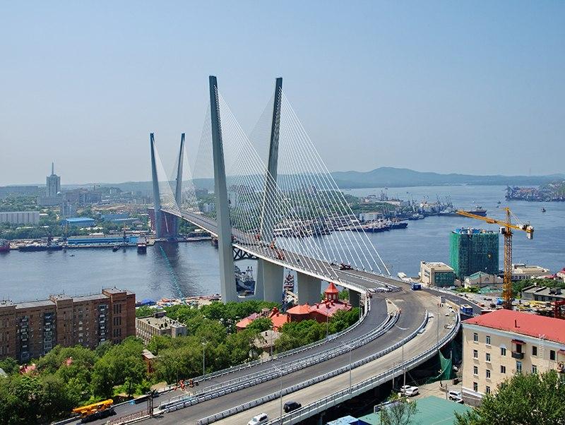 Полпредство президента РФ в ДФО начало переезд из Хабаровска во Владивосток