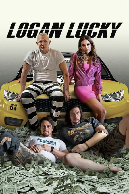 Free Download Logan Lucky Full Movie