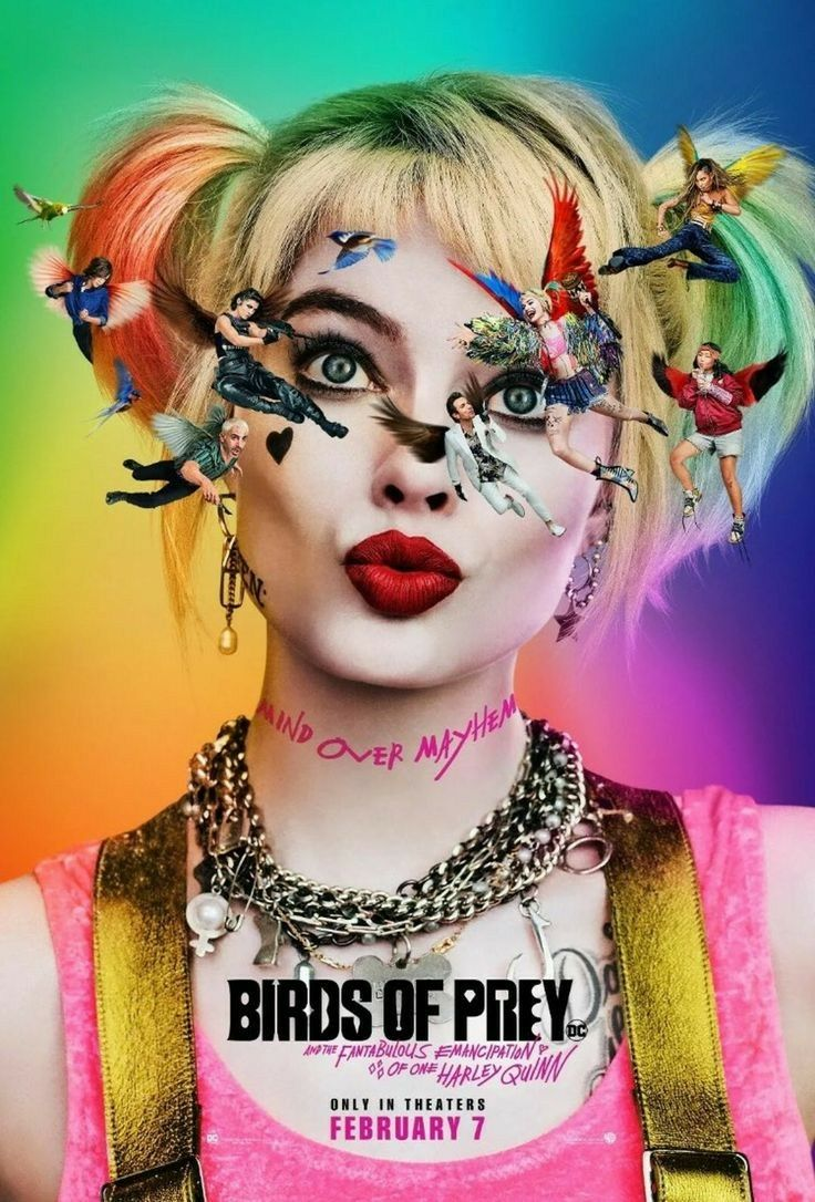 Free Download Birds of Prey: And the Fantabulous Emancipation of One Harley Quinn Full Movie