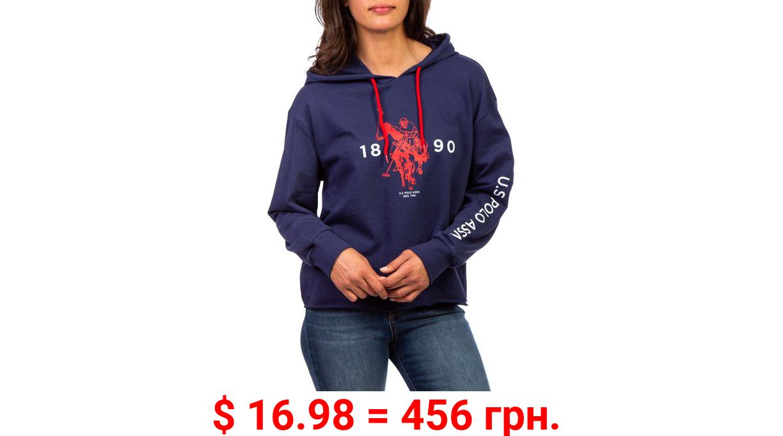 U.S. Polo Assn. Meet & Greet Logo Sweatshirt Women's