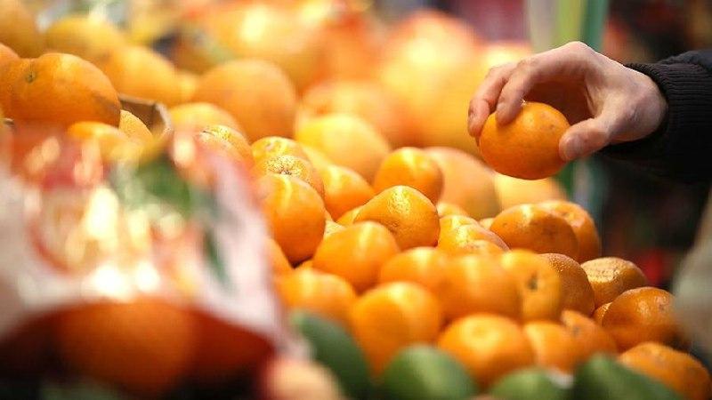 Корейские мандарины заполонили рынки города
