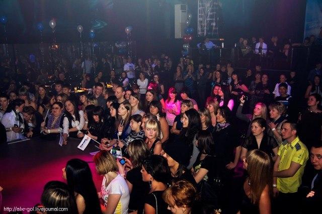 Ночной клуб великано хабаровска ночные клубы волгоград дзержинский район