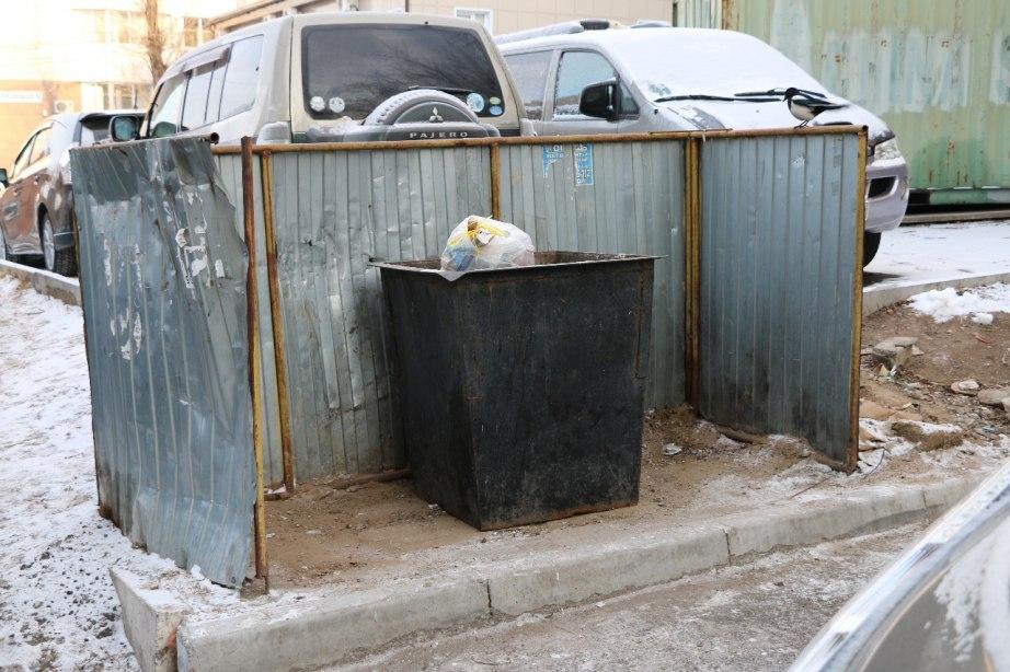Плата в квитанциях за вывоз мусора выросла в Хабаровске