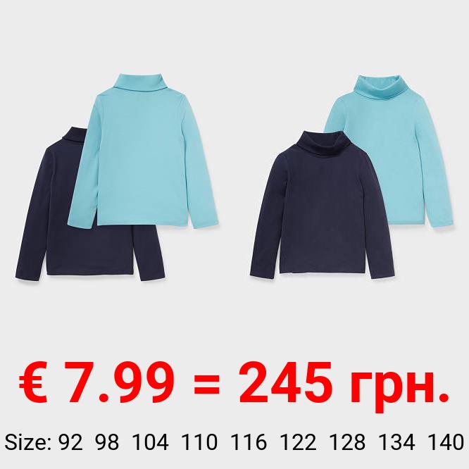 Multipack 2er - Unterziehrolli - Bio-Baumwolle