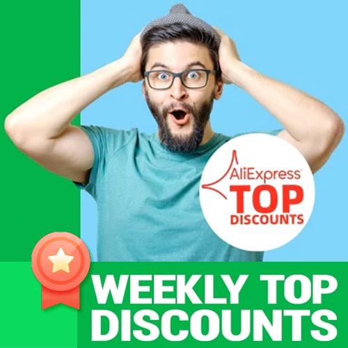 WEEKLY TOP DISCOUNTS