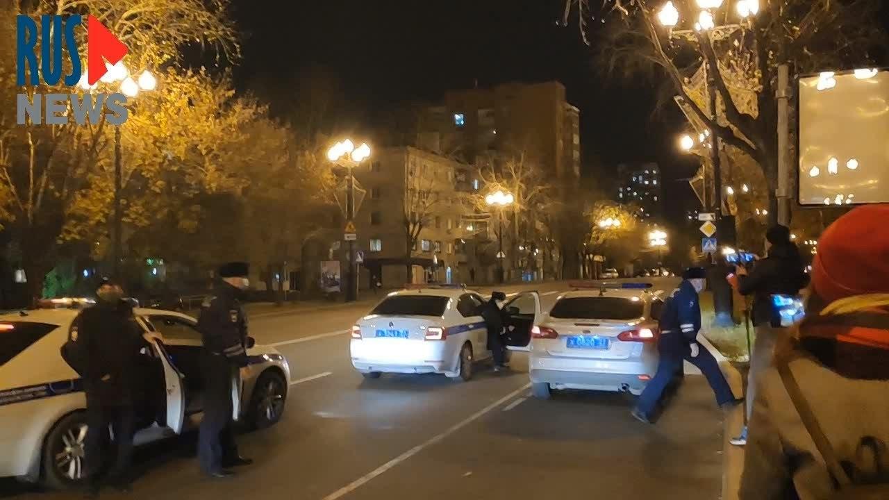 ВХабаровске за день до 23 января задержали участников протестов