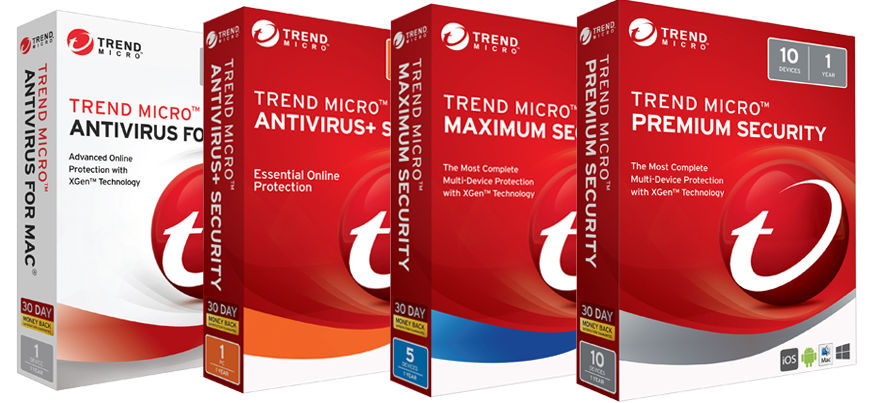 Trend micro security for mac