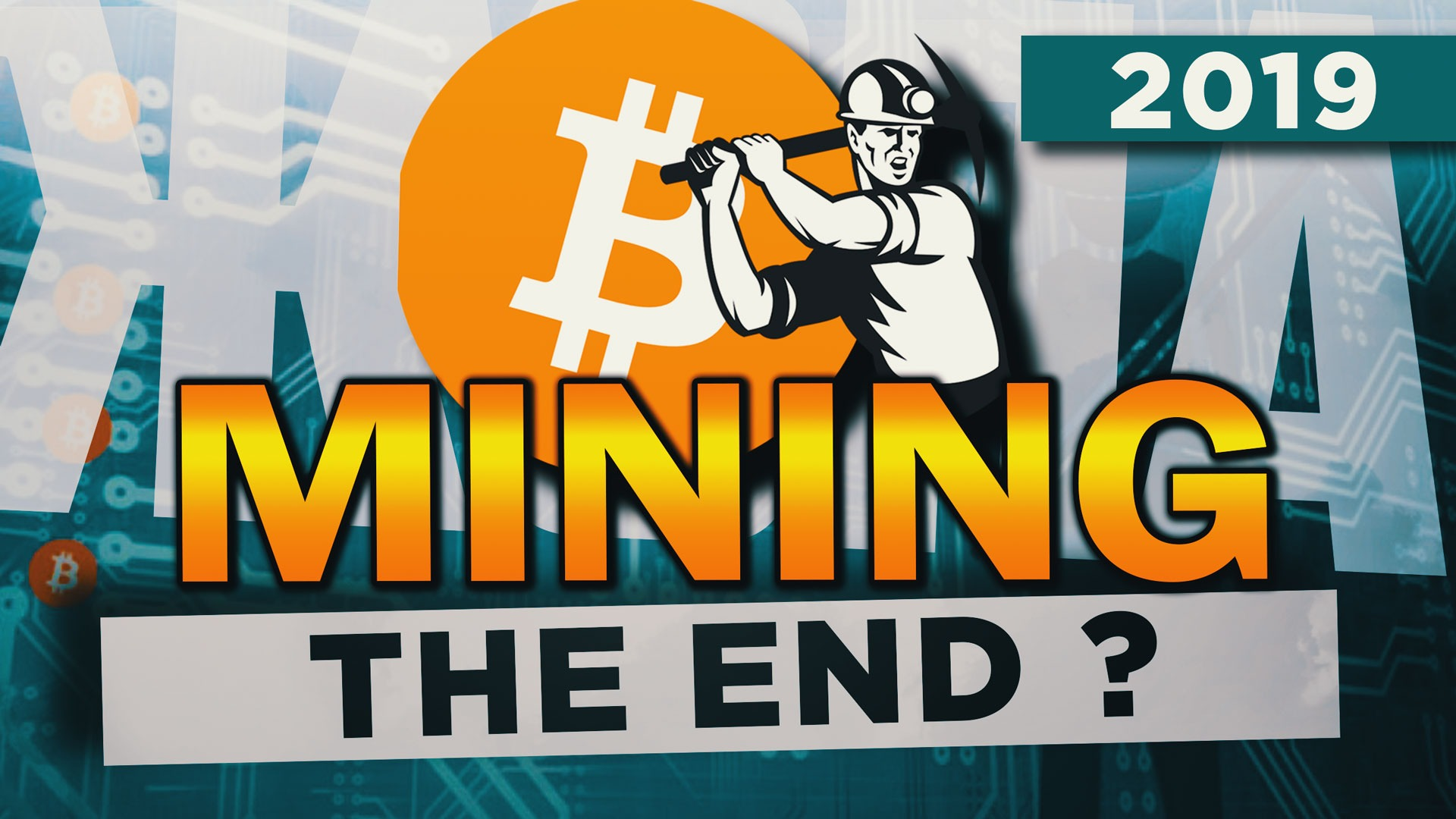 Mining of bitcoin is dead! What's to do next? Stop everything and sell out the farms!