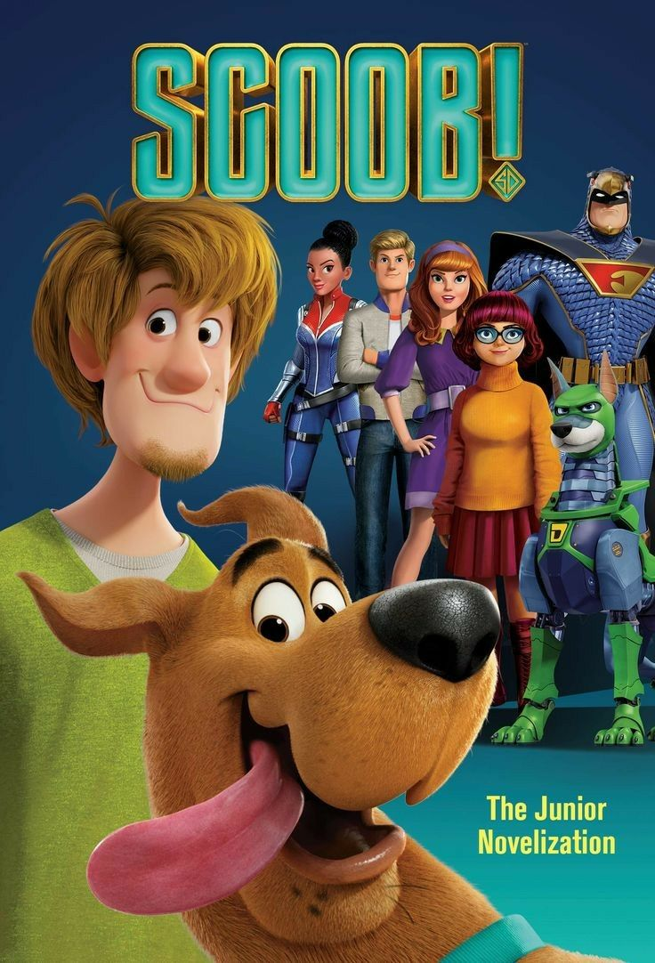 Free Download Scoob! Full Movie