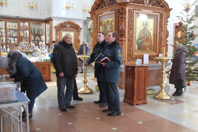 Рождественские службы в Хабаровске пройдут с учетом антиковидных мер