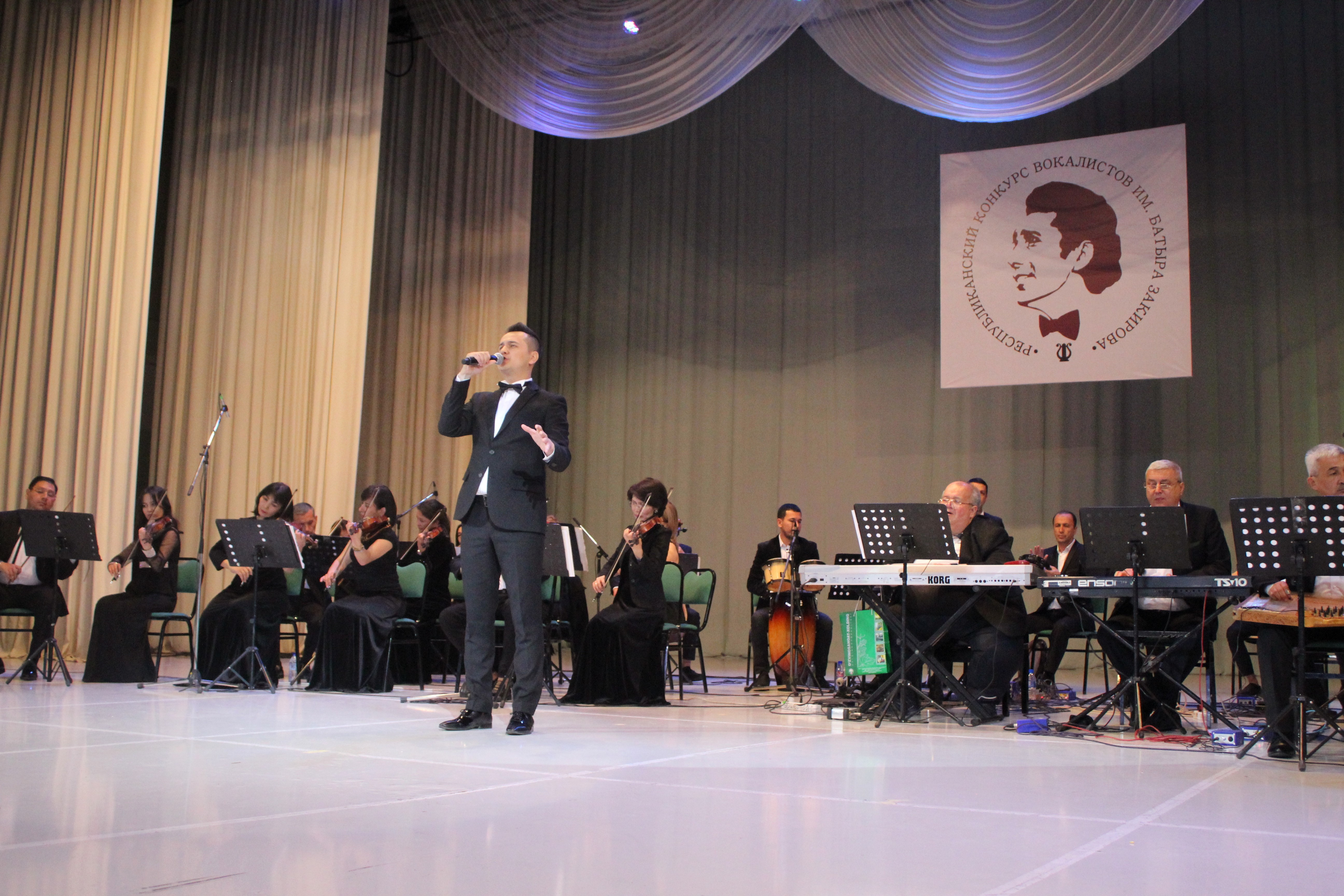 Botir Zokirov tanlovi ijrochilari Gala kontserti
