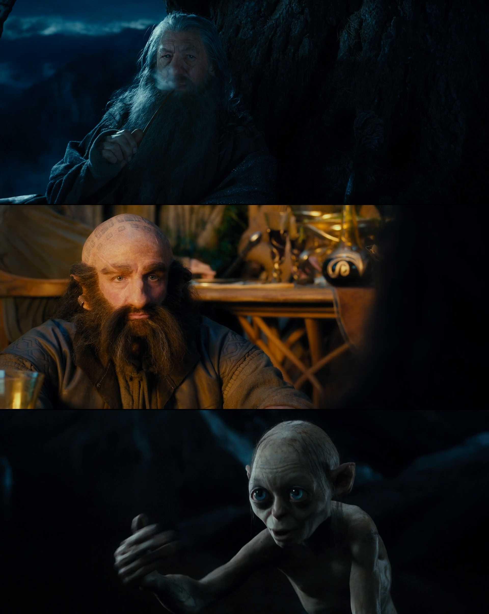 Screenshot of The Hobbit: An Unexpected Journey