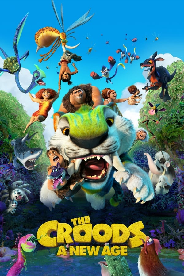 Free Download The Croods: A New Age Full Movie