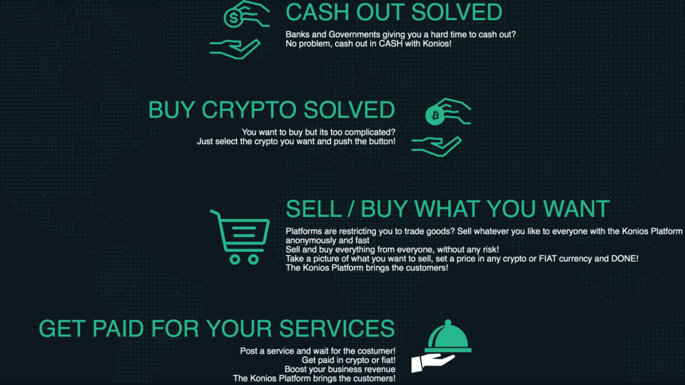 Image result for konios token