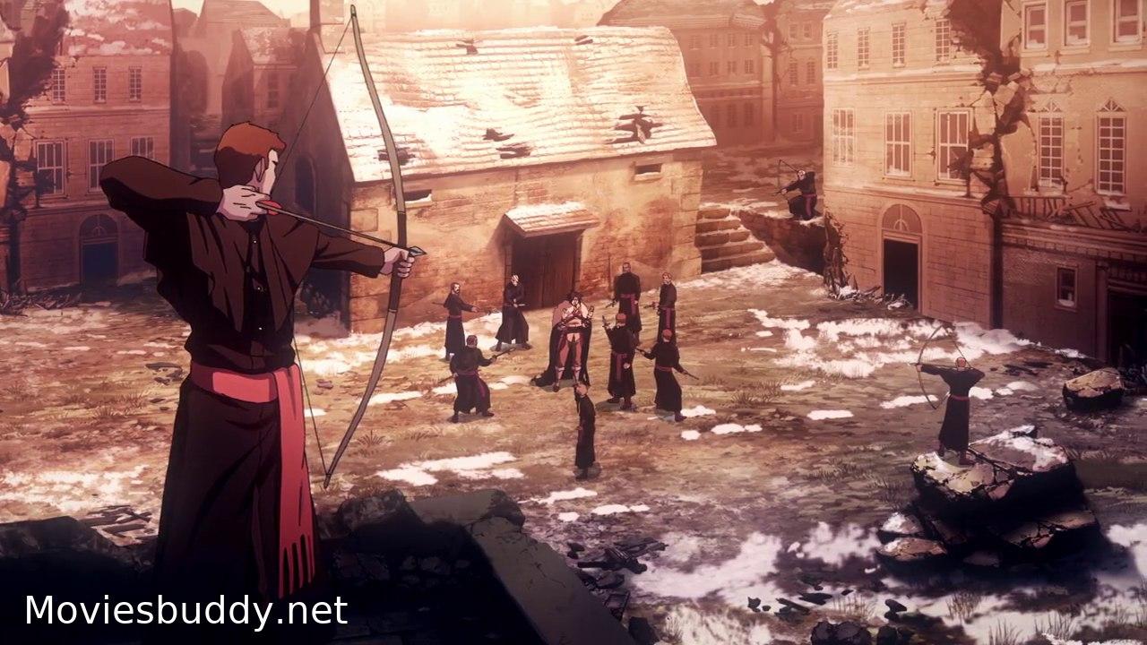 Movie Screenshot of Castlevania