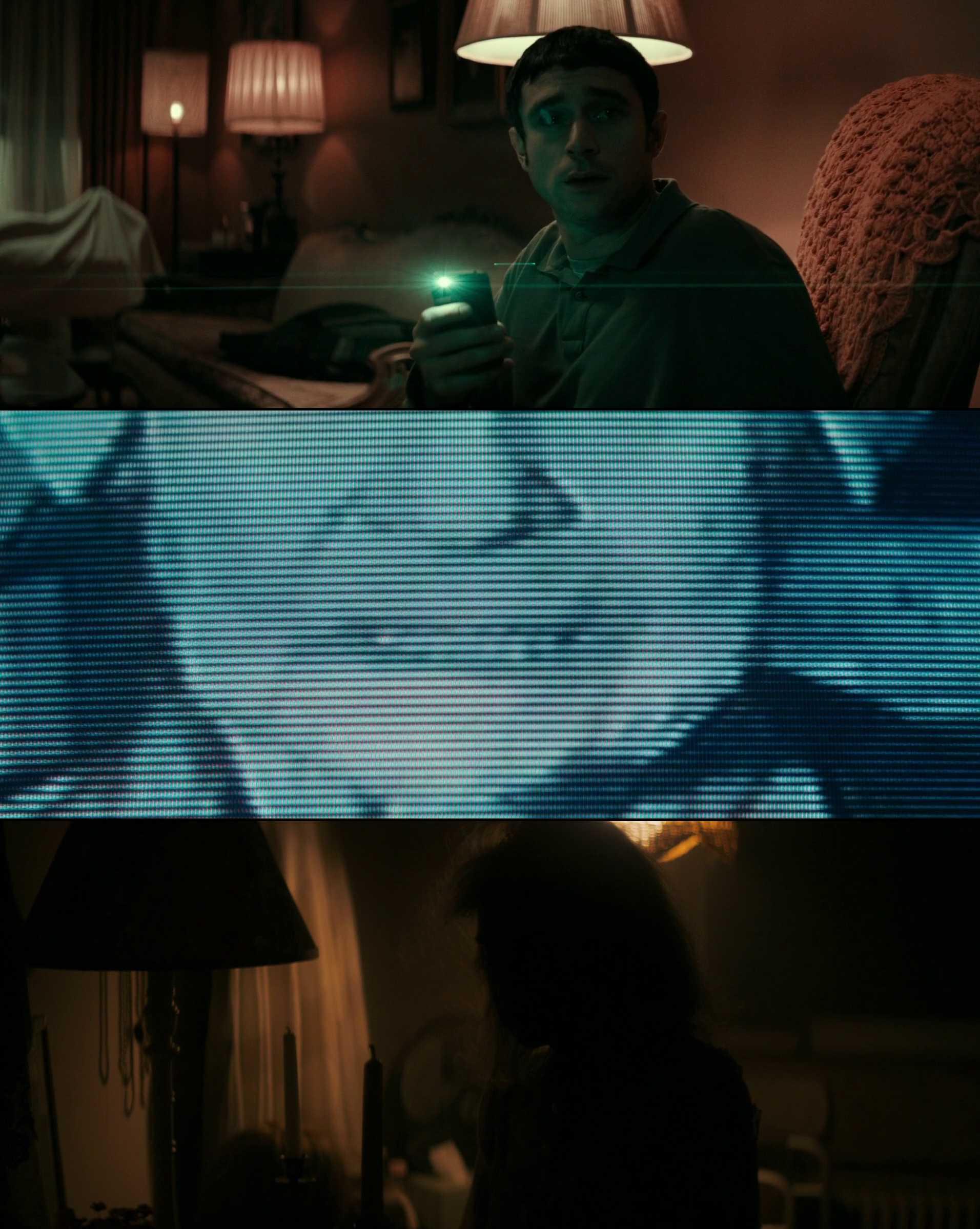 Screenshot of The Vigil Movie
