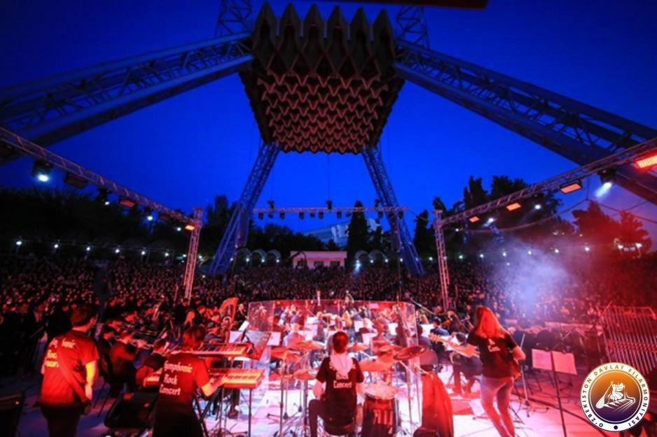 Симфонический рок-концерт