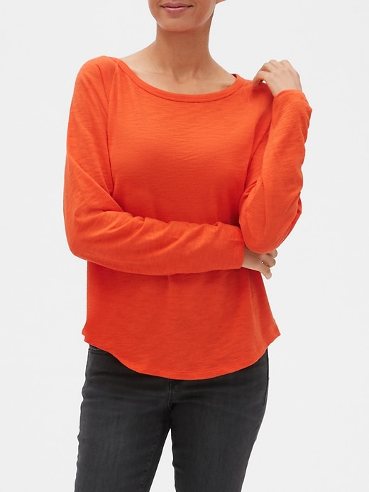Easy Long Sleeve T-Shirt