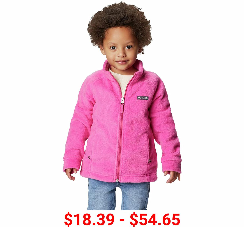 Columbia Baby Girls' Benton Springs Fleece Jacket