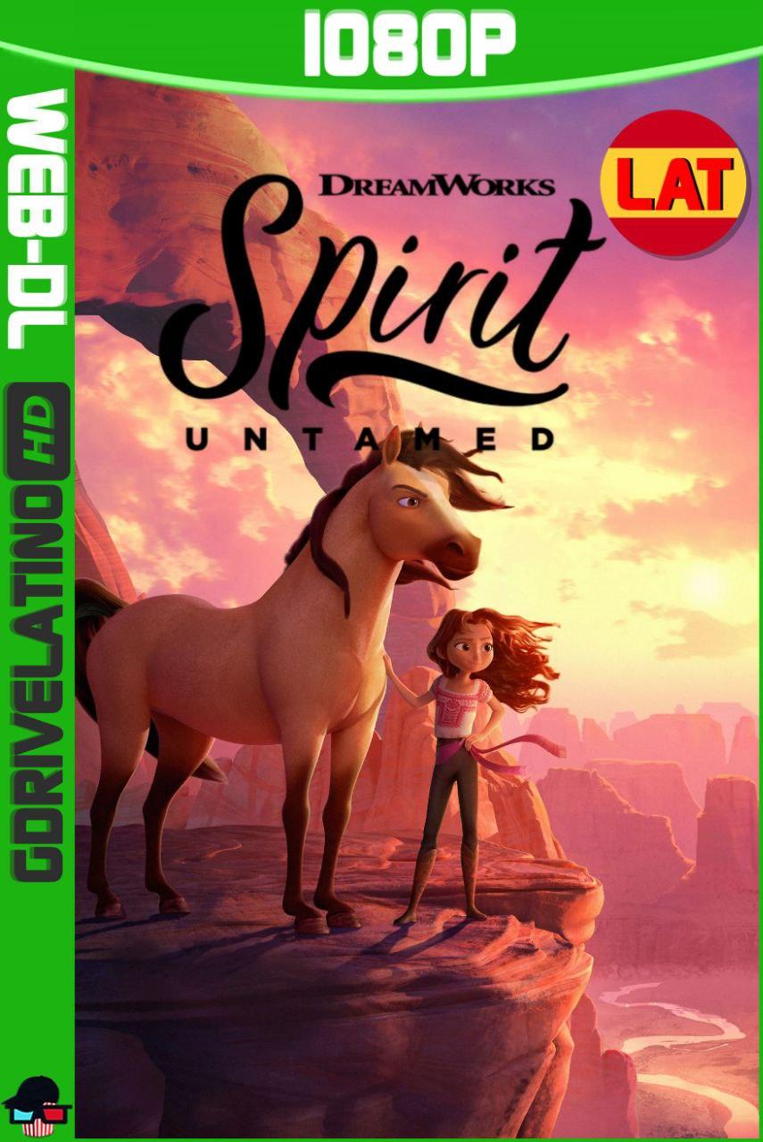 Spirit: El Indomable (2021) AMZN WEB-DL 1080p Latino-Ingles MKV