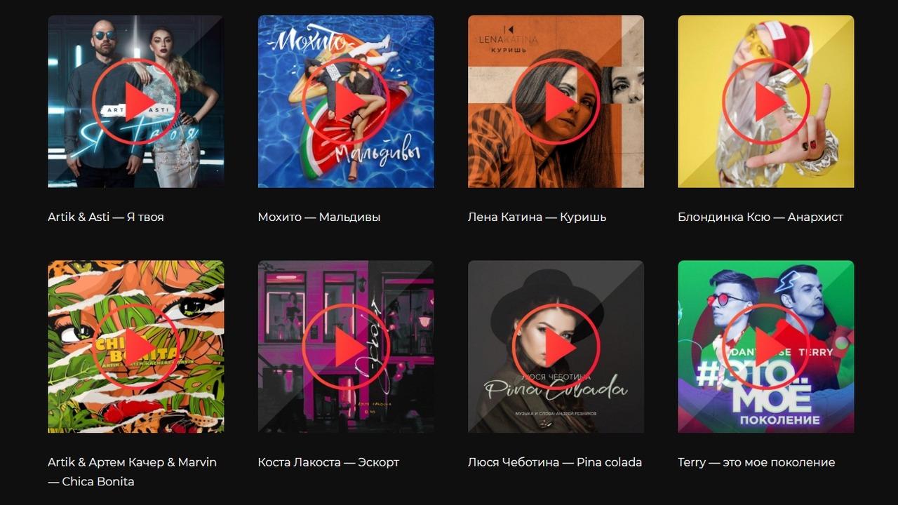 Redsquare Production: 20 лет продюсирования и 700 хитов