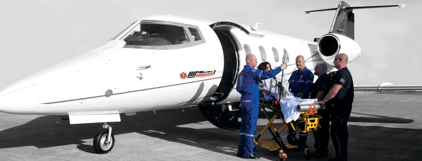 Roles of Air Ambulance Services to Avoid Critical Situations of Patients