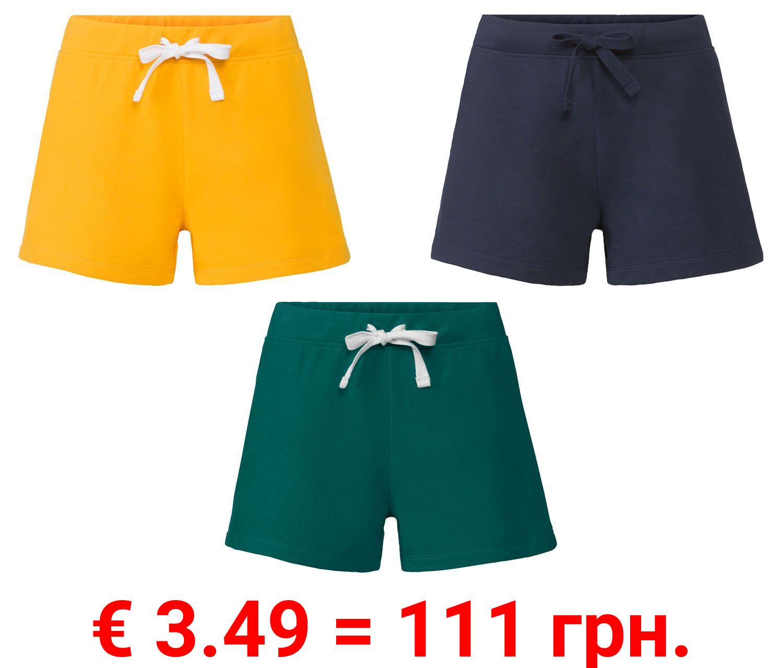 ESMARA® Damen Hotpants