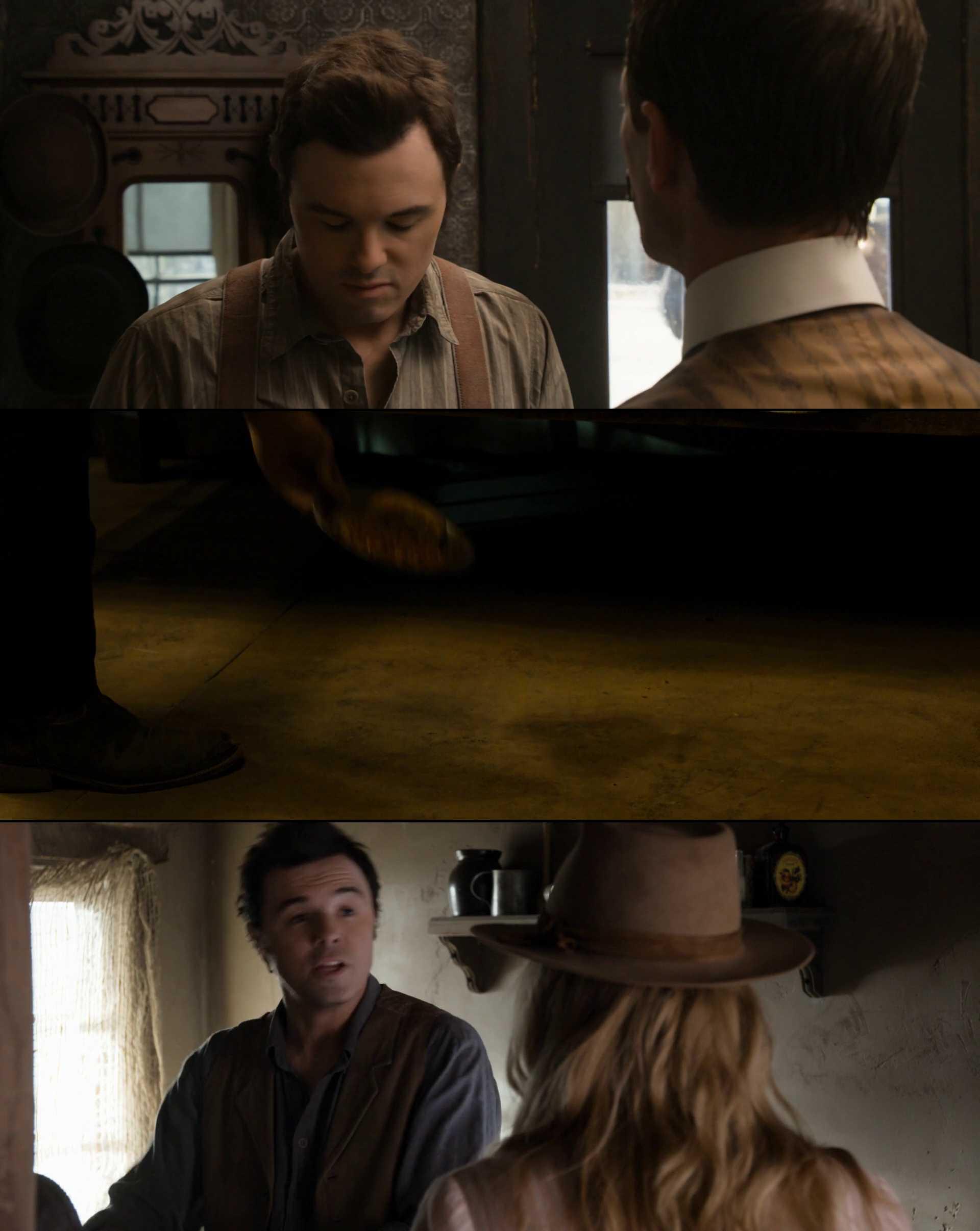 Screenshot of A Million Ways to Die in the West Movie