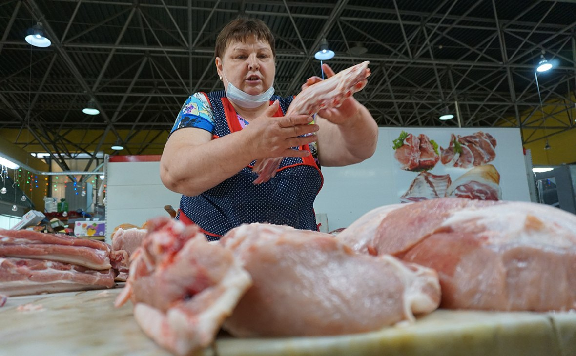 В России хотят ввести дополнительный налог на мясо из-за климата