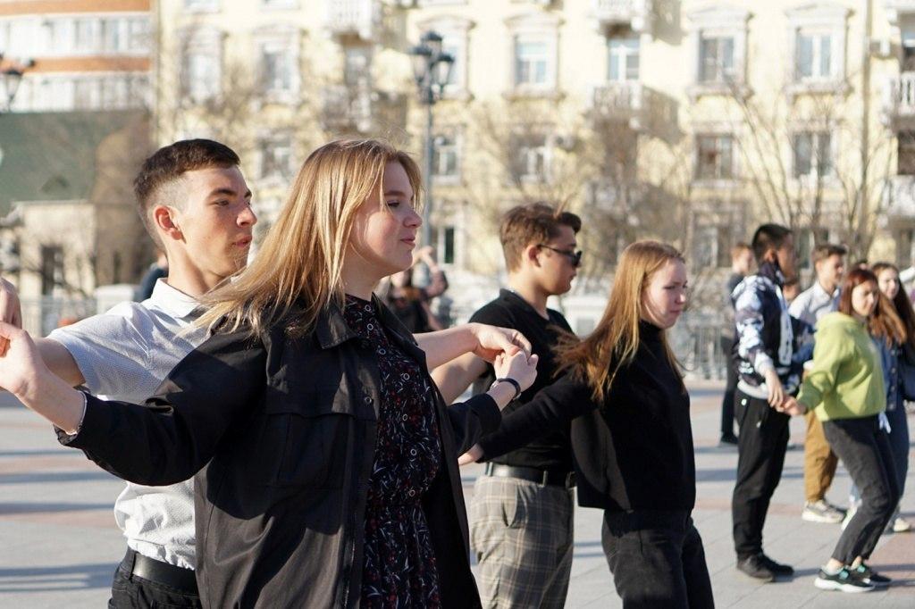 В Хабаровске продолжается подготовка к акции «Майский вальс»