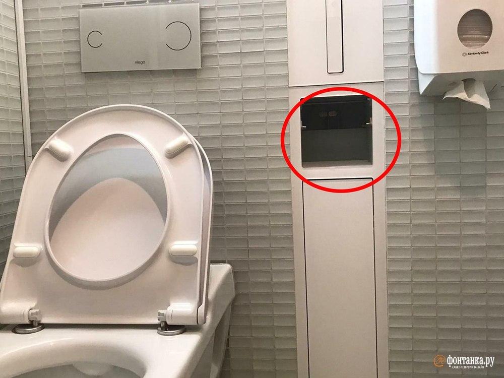 В Южной Корее создали туалет, который платит посетителям