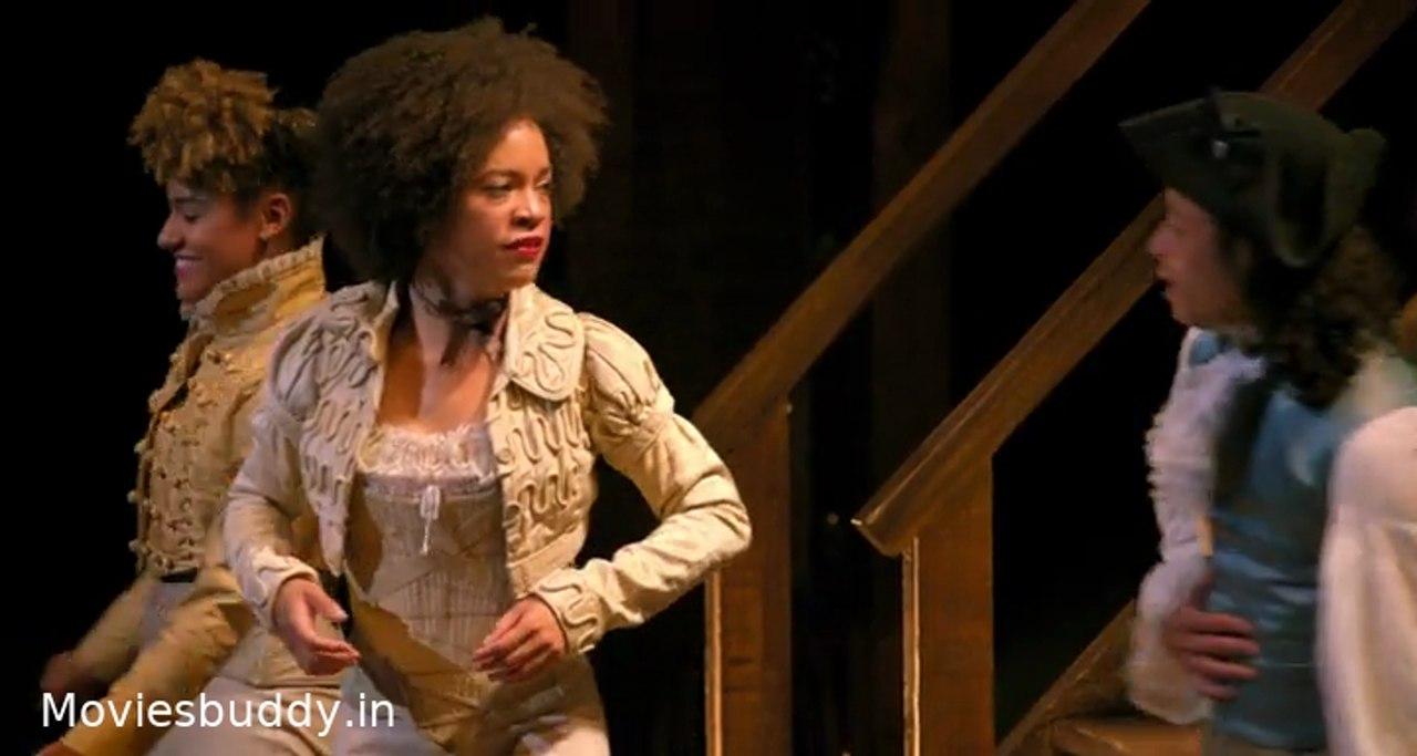 Screenshot of Hamilton