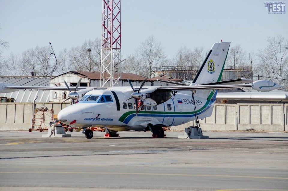 Хабаровские авиалинии ждет полный ребрендинг