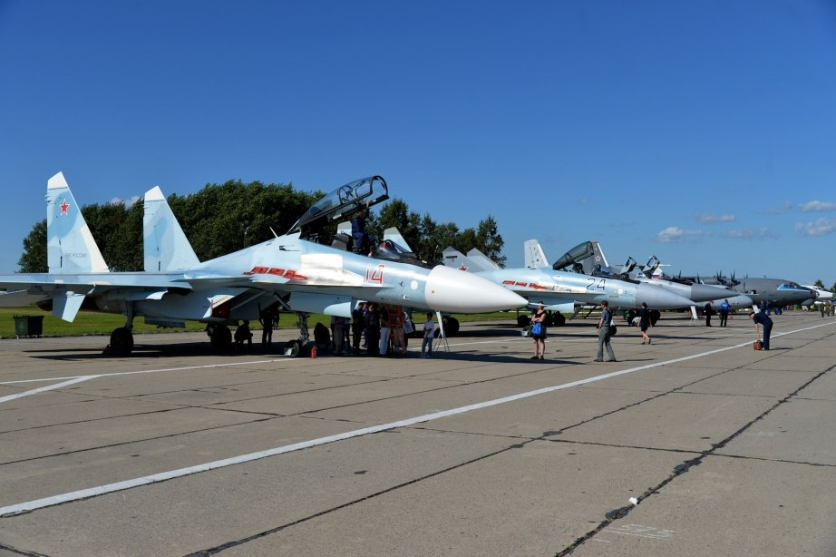 Военно-воздушный праздник пройдет на набережной Хабаровска