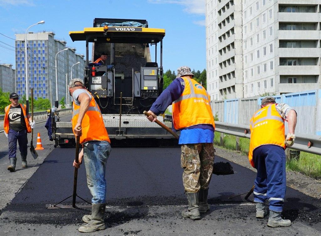 Подъездные пути к социальным учреждениям отремонтируют в Хабаровске