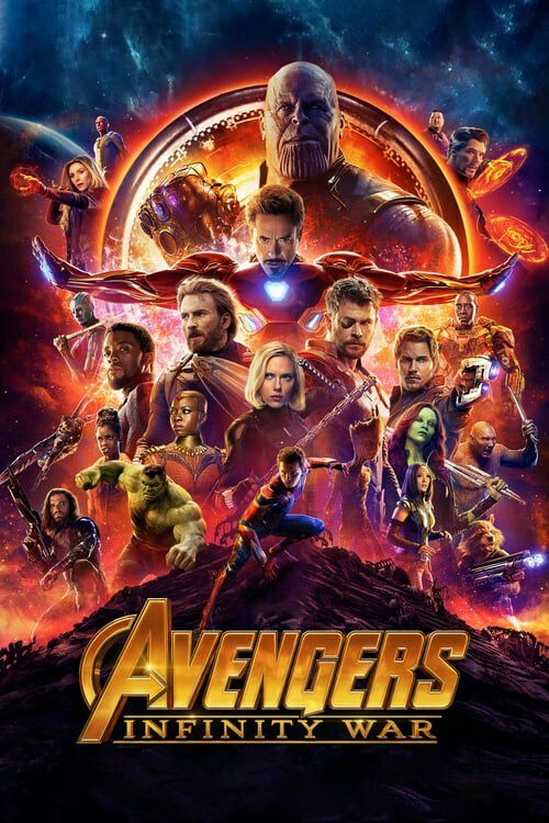Free Download Avengers: Infinity War Full Movie