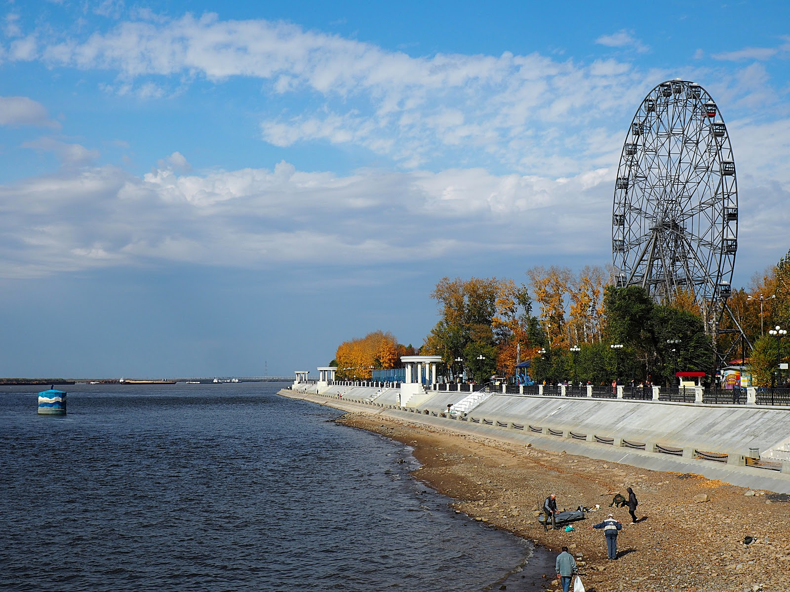 Генеральная уборка берегов Амура пройдет в Хабаровске