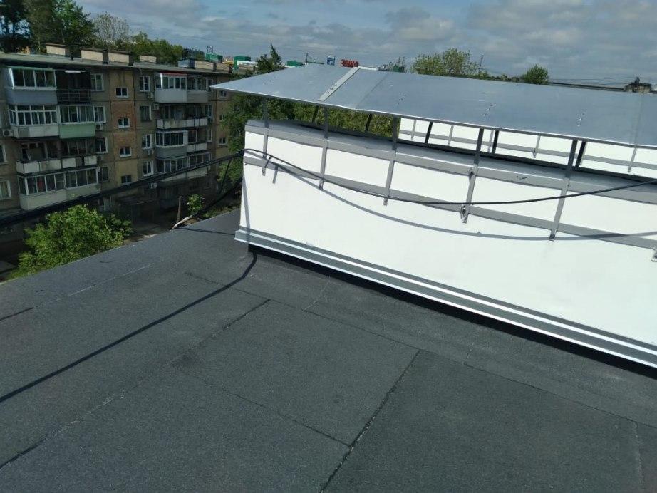В Хабаровске проверили качество отремонтированных крыш