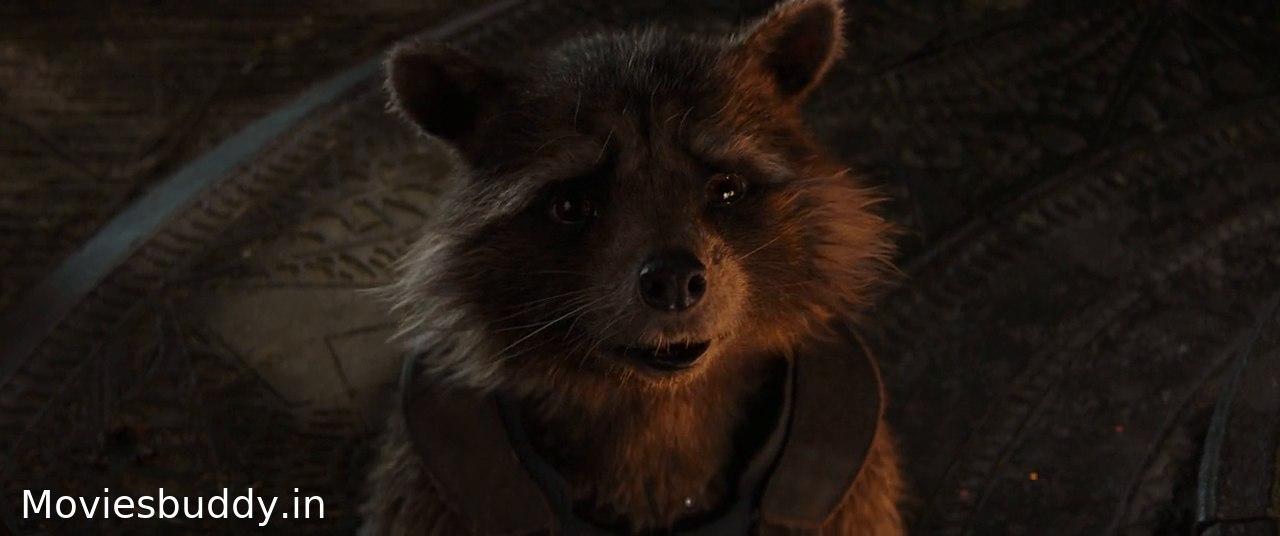 Screenshot of Avengers: Endgame