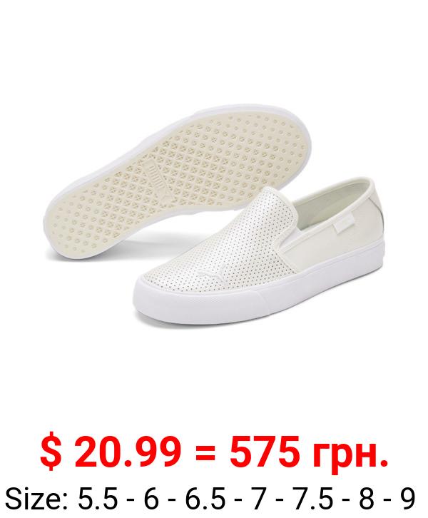 Bari Cat Shimmer Women's Slip-On Shoes