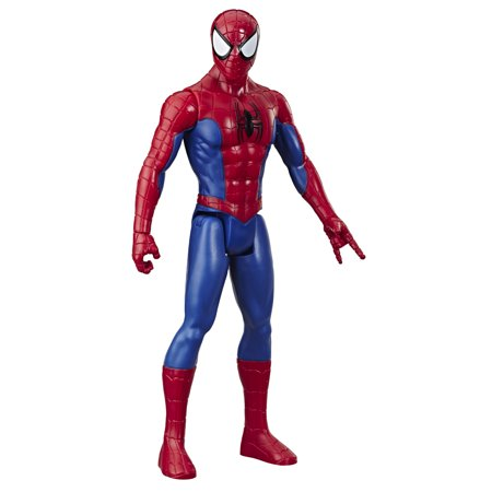 Marvel Spider-Man Titan Hero Series Spider-Man 12-Inch Super Hero