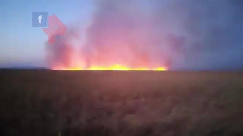 В Хабаровский край поступила новая лесопожарная техника и оборудование